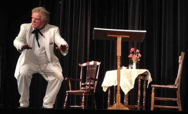 Mark Twain host