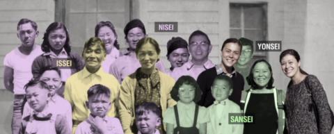 Nebraska Stories Japanese generations