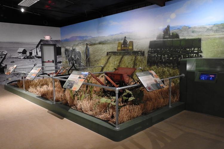 Charles R. Fenster's dryland farming exhibit v. 2.0