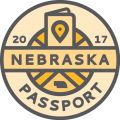 Look for this Nebraska Passport logo!